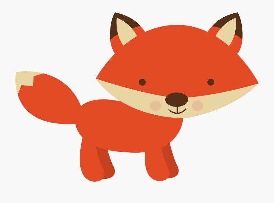 Transparent Foxes Clipart - Transparent Safari Animals Clipart, Transparent Clipart