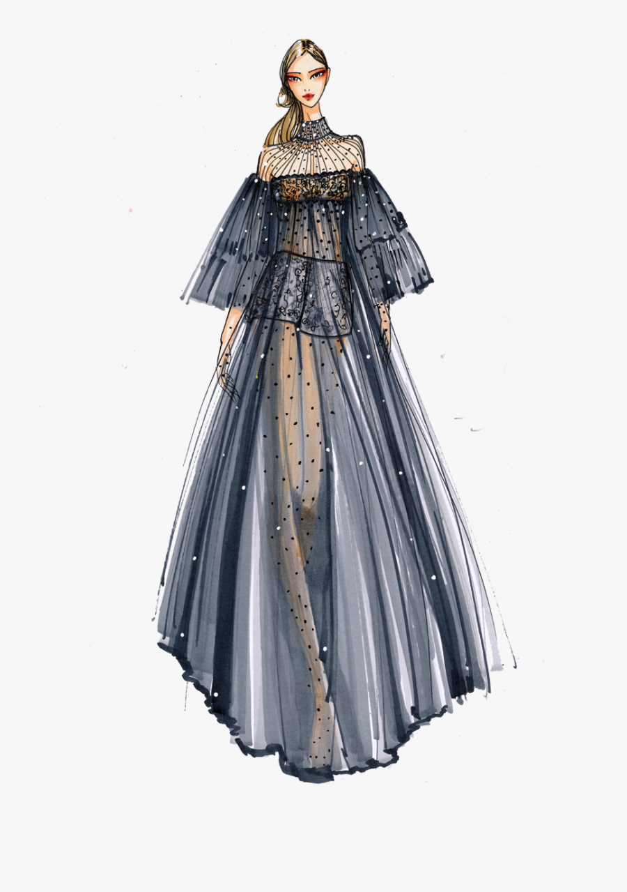 Fashion Design Designer Clothing Drawing Hq Image Free Fashion Design Drawing Dresses Free Transparent Clipart Clipartkey
