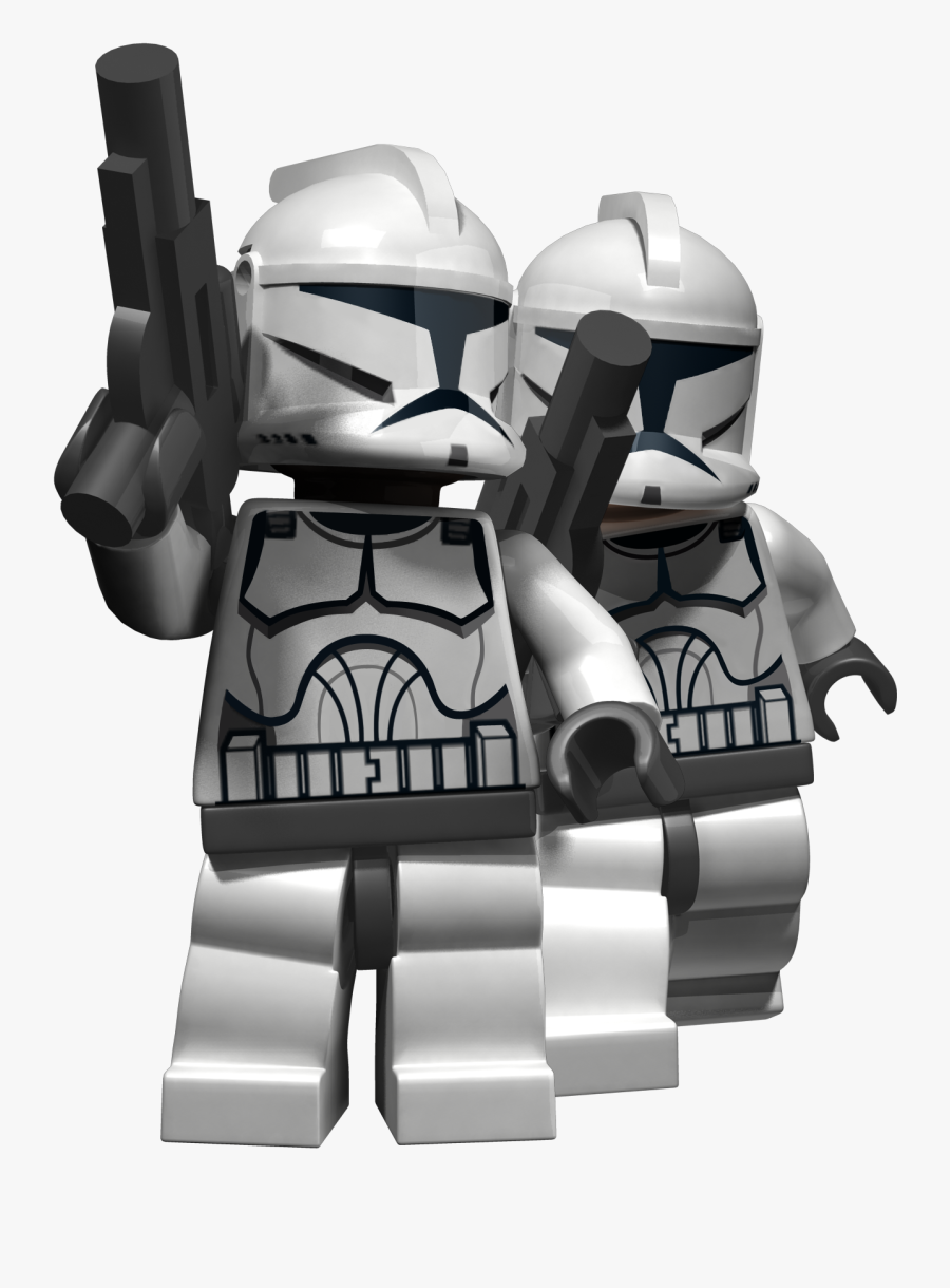 Star Wars Background Clipart Lego Star Wars Game Clone Trooper Free Transparent Clipart Clipartkey