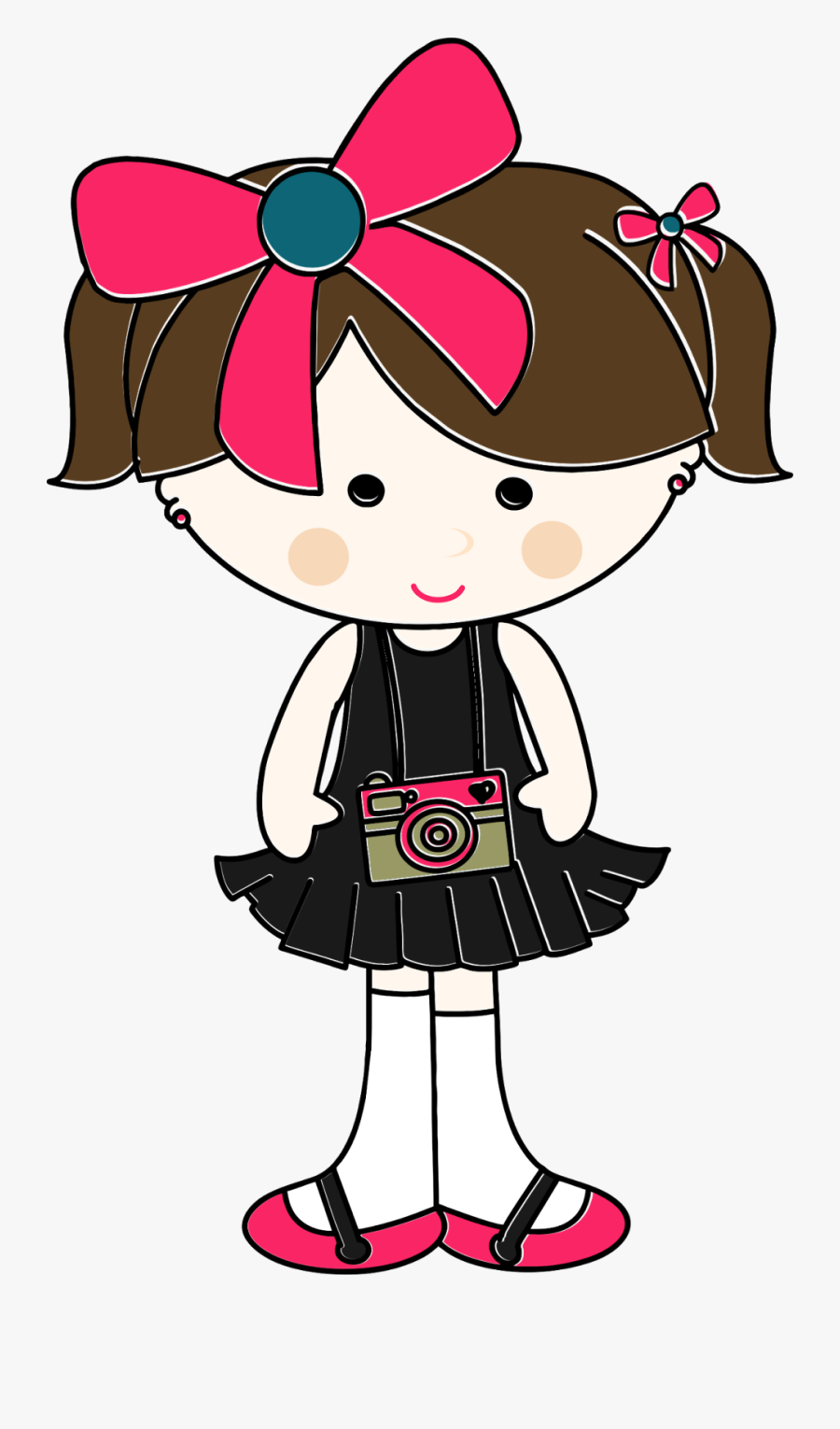 Transparent Doll Clipart Png - Boneca Design Grafico, Transparent Clipart