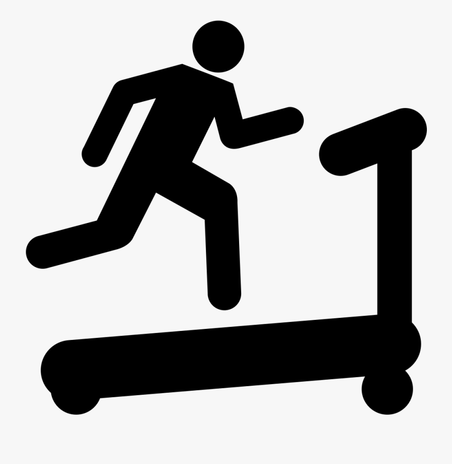 Transparent People Gym Png - Fitness Center Icon Png, Transparent Clipart