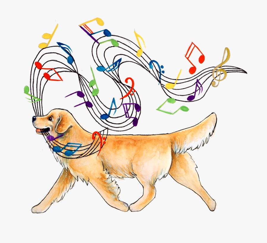 Golden Retriever Clipart Gold Dog - Golden Retriever, Transparent Clipart