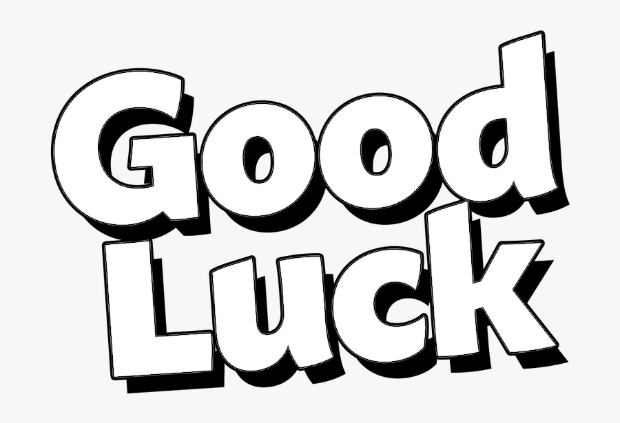 Transparent Good Luck Png, Transparent Clipart