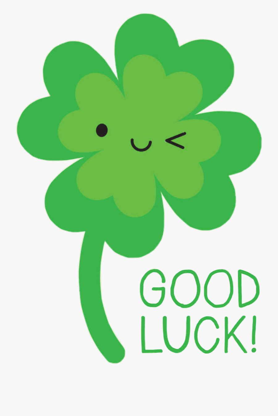 Good Luck Clover Clipart , Png Download - Artificial Flower, Transparent Clipart