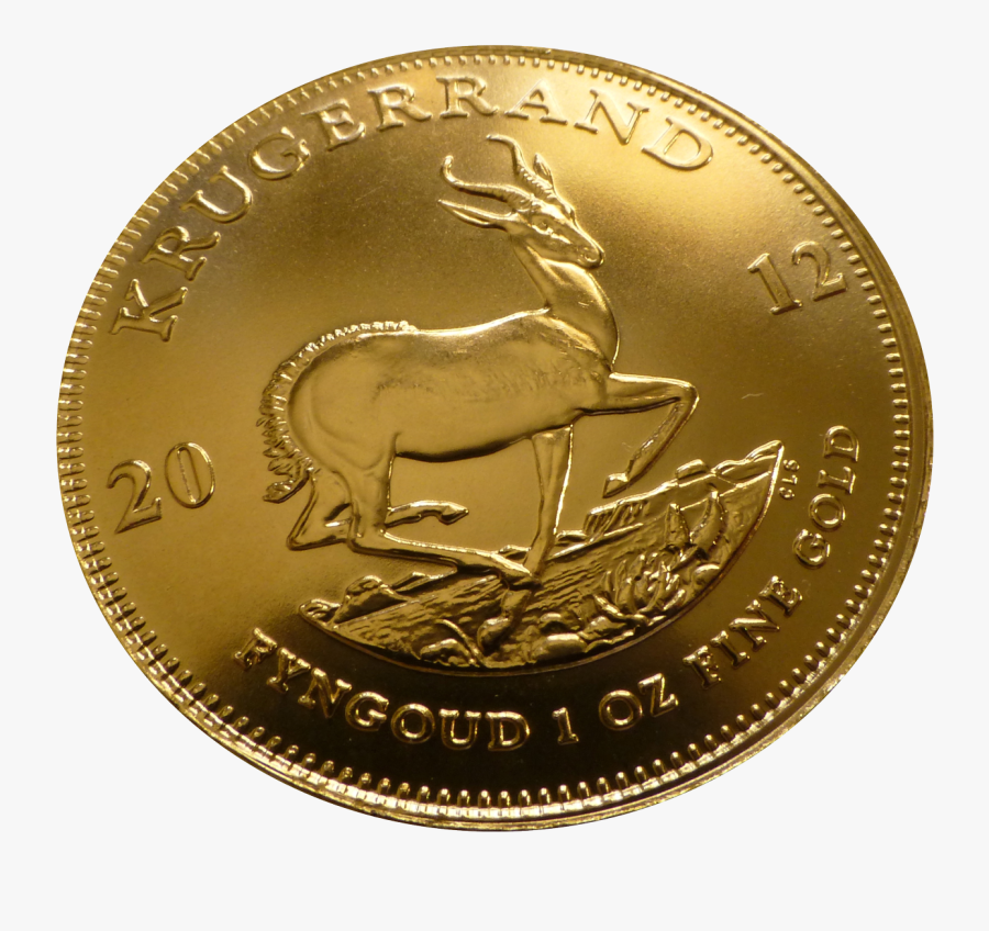 Coin Png Image - Gold Coin Png Transparent Hd, Transparent Clipart