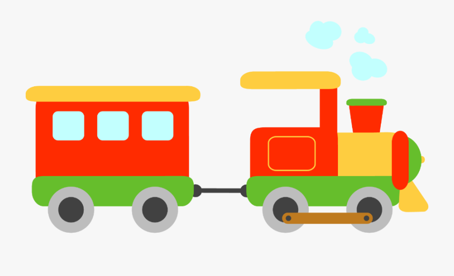 Transparent Train Clipart - Fabrica De Brinquedos Png, Transparent Clipart