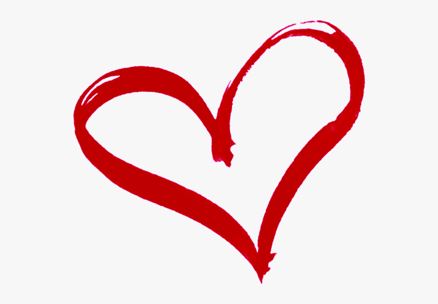Cute Heart Clipart Hearts Inside Heart - Transparent Background Heart Clip Art, Transparent Clipart