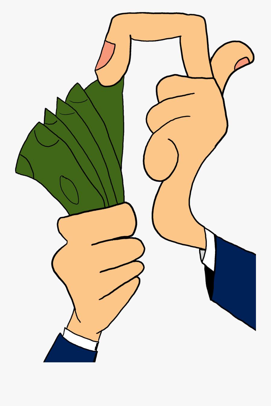 Cartoon Money Clipart - Clip Art Money Gif, Transparent Clipart
