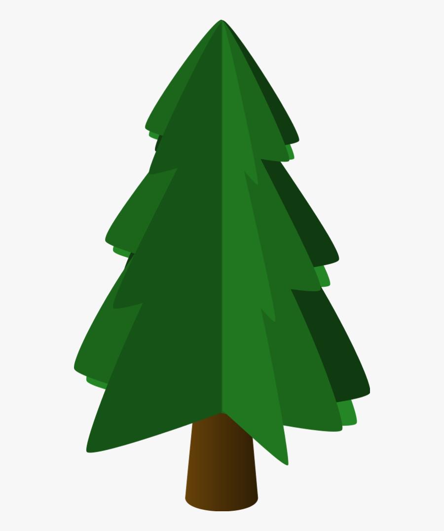 Christmas Tree Clip Art Christmas Computer Icons - Pine Tree Clip Art, Transparent Clipart