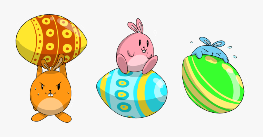 Free Funny Easter Clipart, Transparent Clipart