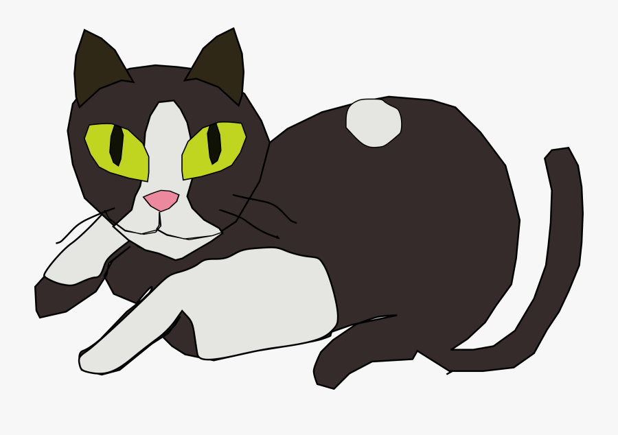Snout,paw,small To Medium Sized Cats - Prepositions Of Place Next, Transparent Clipart