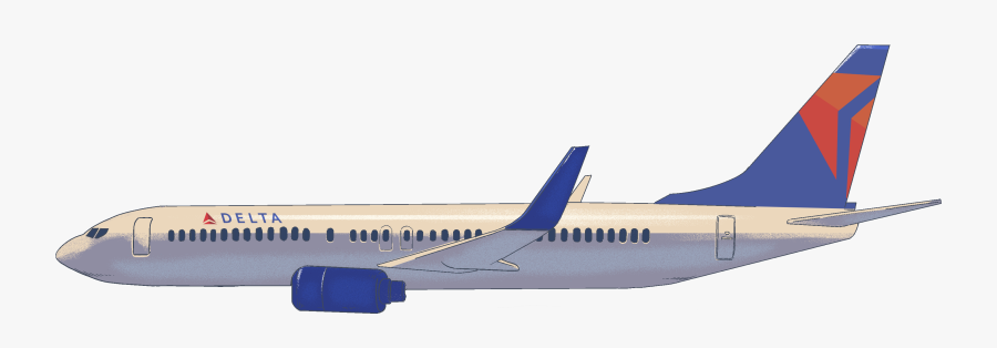 Transparent Airplane Clipart - Airplane Clipart Png, Transparent Clipart