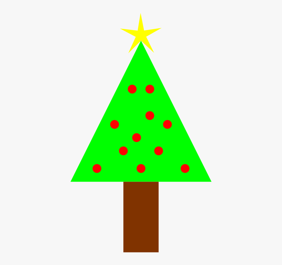 Christmas Tree Cliparts Png Full Size - Christmas Tree Trunk Clipart, Transparent Clipart
