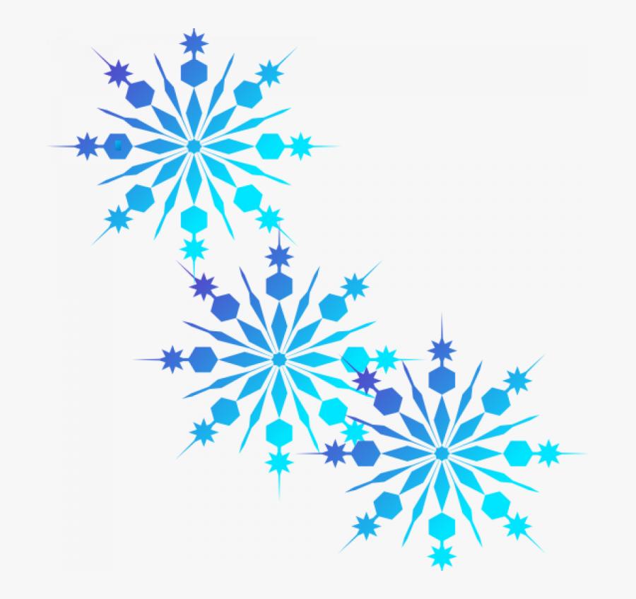 Transparent Snowflake Clipart Png - Transparent Background Snowflake Clip Art, Transparent Clipart