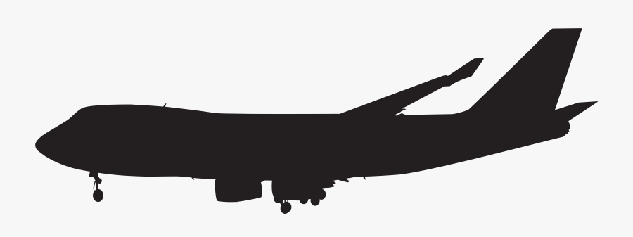 Airplane Clipart Fokker D Airplane Silhouette Png Transparent