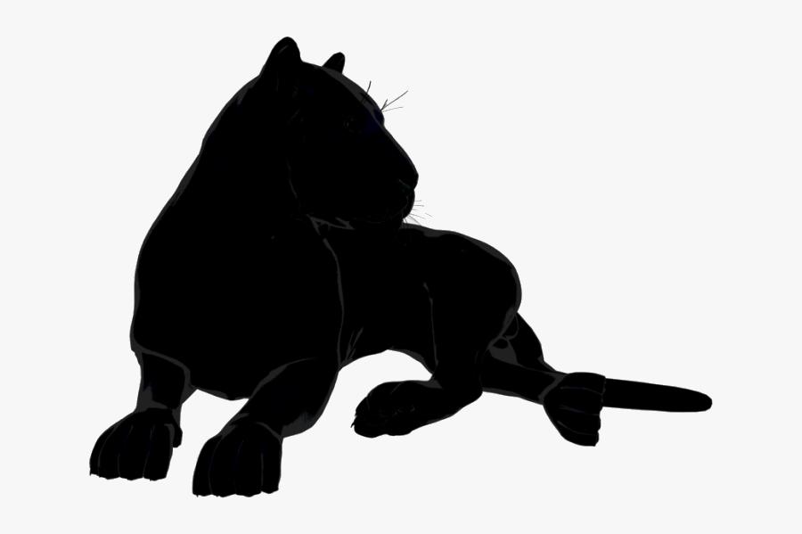 Black Cat Clipart Images Clip Art Stunning Free Transparent - Black Tiger Illustration Gif, Transparent Clipart