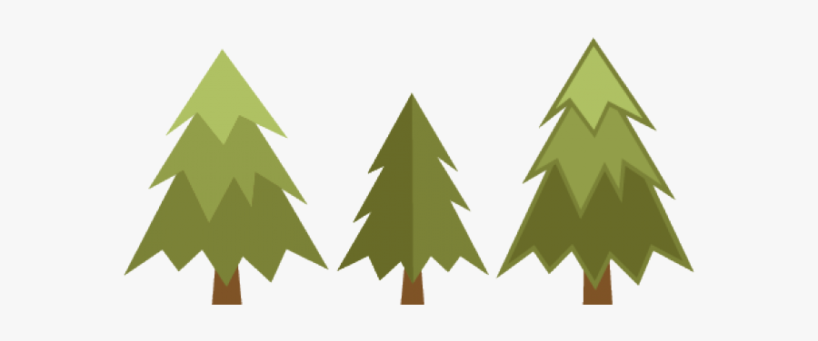 Trees Clipart Clear Background - Transparent Pine Tree Clipart, Transparent Clipart