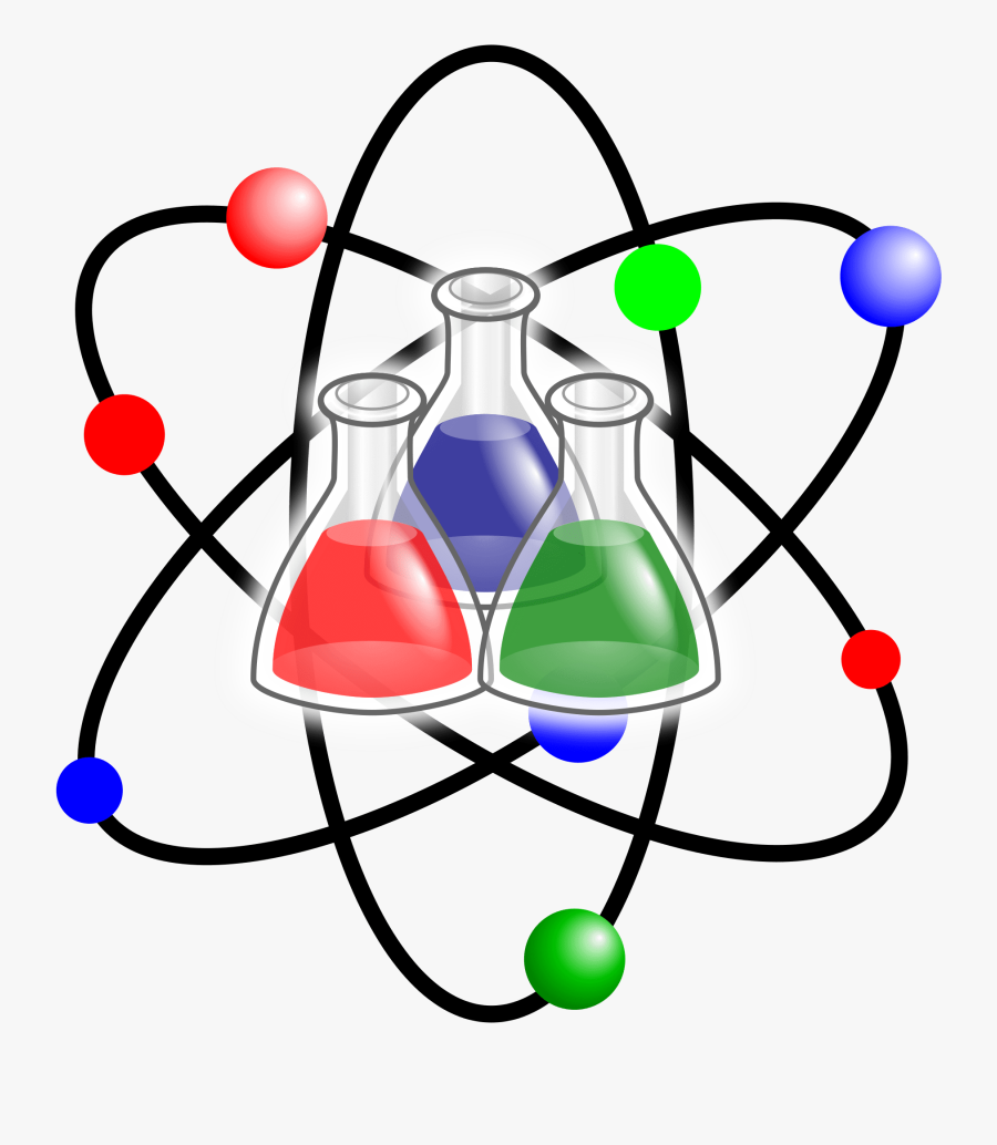 Free Science Clipart Images Png - Science Symbols, Transparent Clipart
