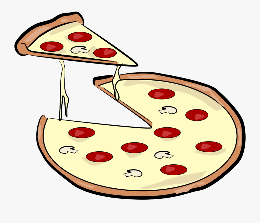 Free Pizza Clipart Free Clipart Graphics Image And - Pizza Pie Clipart, Transparent Clipart
