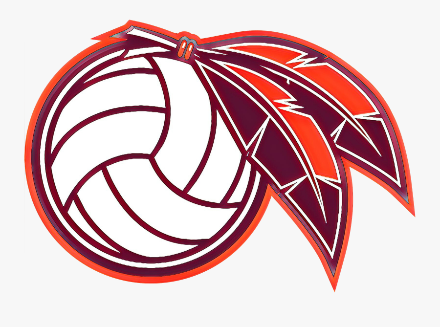 Volleyball Clipart Illustration, Transparent Clipart