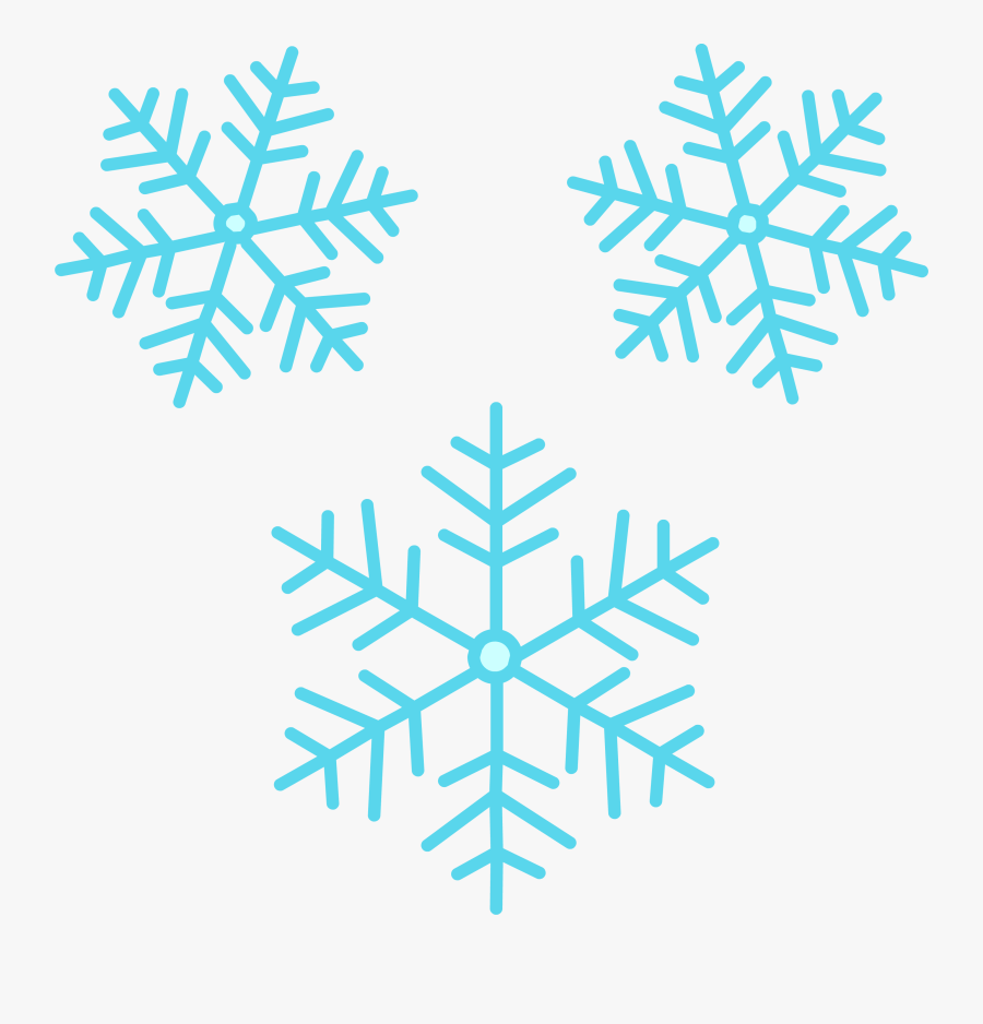 Snowflake Illustrator - Snowflake Png, Transparent Clipart