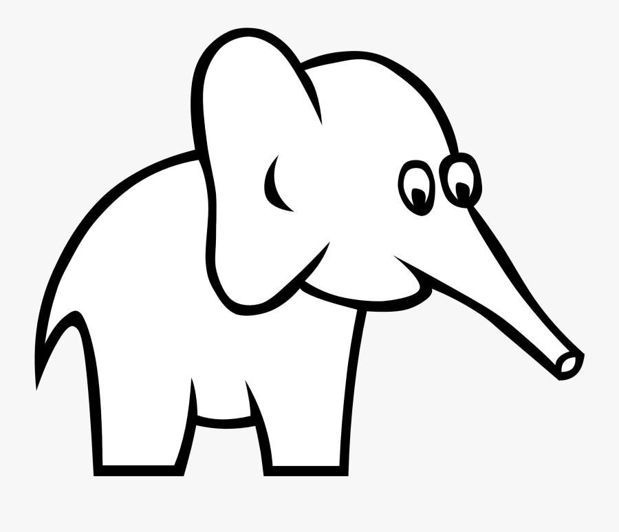 Transparent Elephant Clipart Black And White Image For Baby Free Transparent Clipart Clipartkey White elephant png transparent image. transparent elephant clipart black