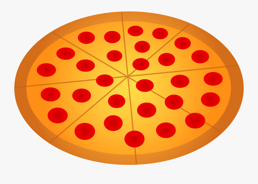 Slice Cheese Pizza Clipart The Cliparts - Pizza Pepperoni Clip Art, Transparent Clipart