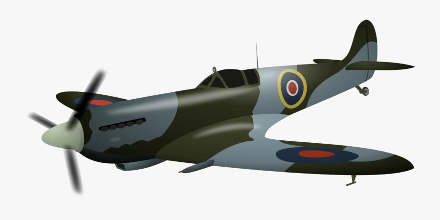 Thumb Image - World War 2 Plane Clipart, Transparent Clipart