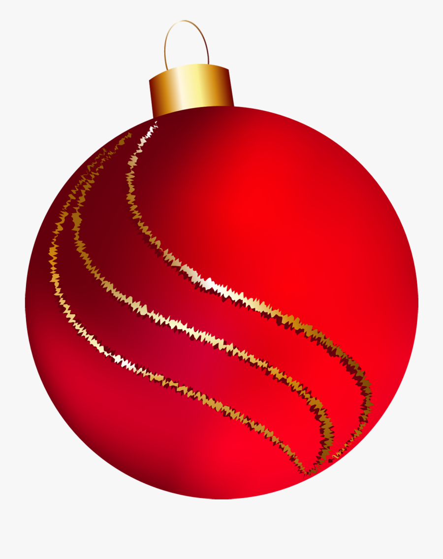 Christmas Ornaments Clipart - Christmas Tree Ornament Transparent, Transparent Clipart