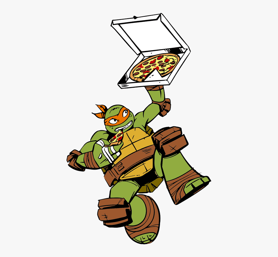 Pizza Clipart Teenage Mutant Ninja Turtles Pizza Michelangelo