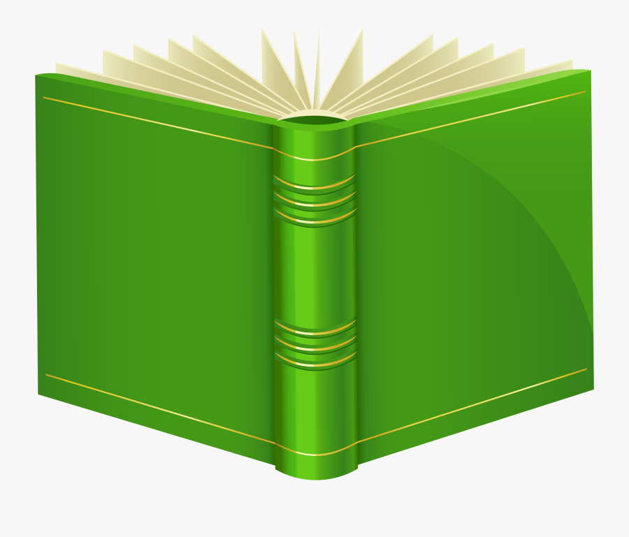 Green Book Png Clipart - Green Book Clipart, Transparent Clipart