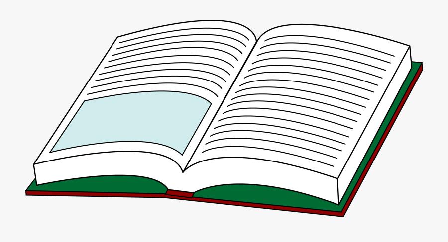 Clip Art History Book Clip Art - Open Book Clipart, Transparent Clipart
