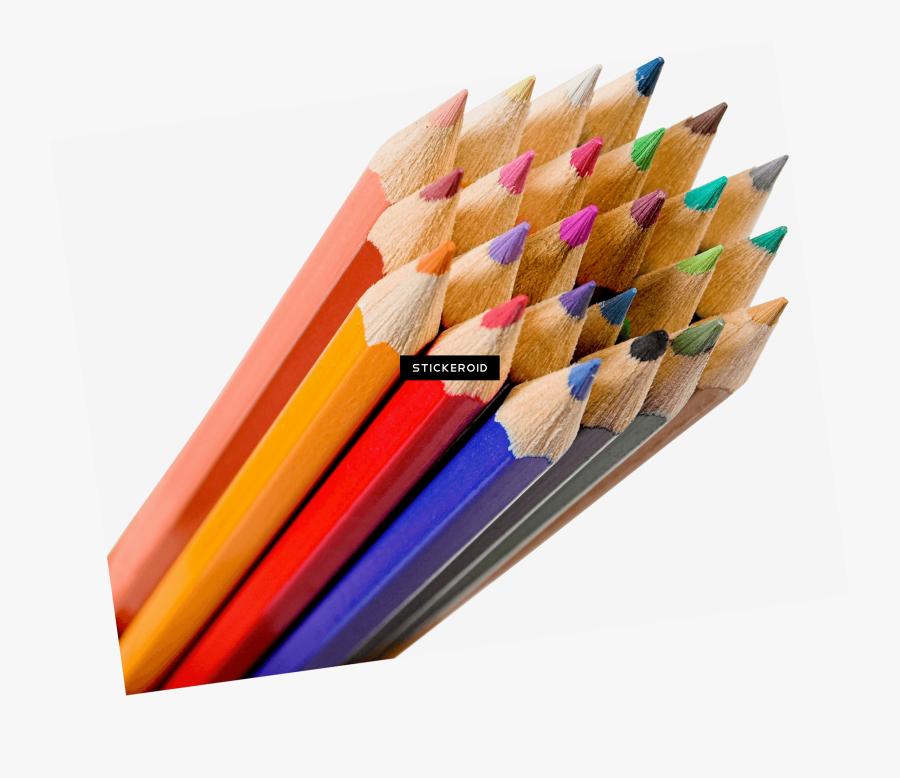 Transparent Crayon Png - Color Pencil Clipart Transparent, Transparent Clipart