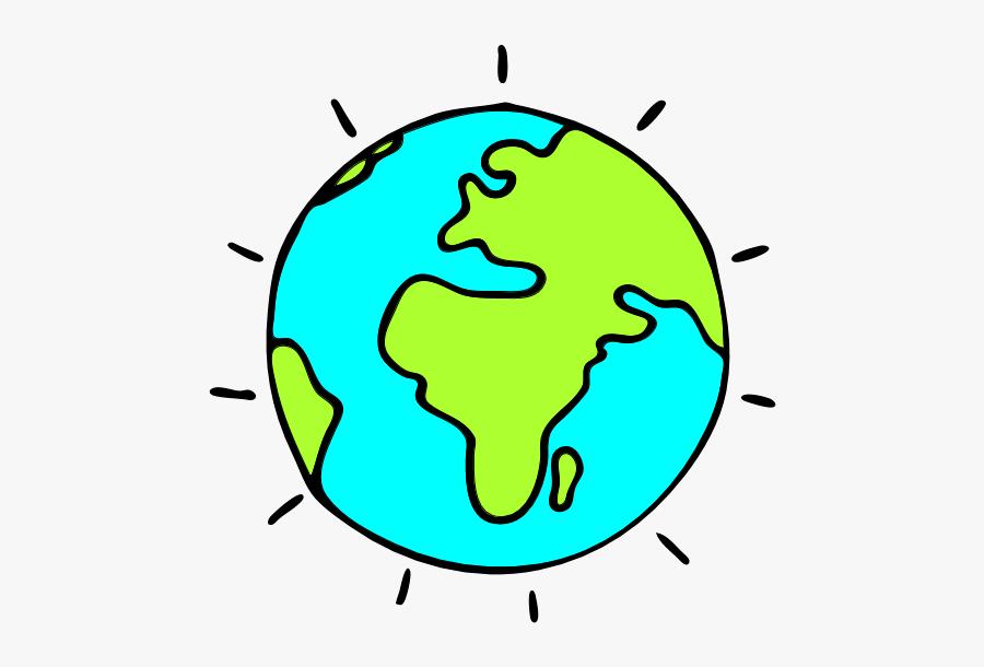 Globe Earth Clip Art Clipart - Earth Clipart Transparent Background, Transparent Clipart