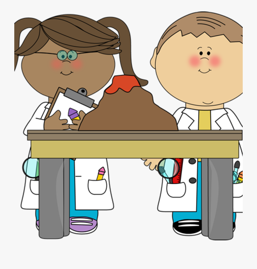 Kids Science Clipart Science Clip Art Science Images - Kid Scientist, Transparent Clipart
