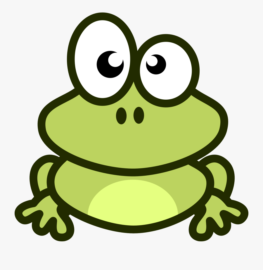 Frog Clip Art Free Clipart Images - Frog Cartoon Png, Transparent Clipart