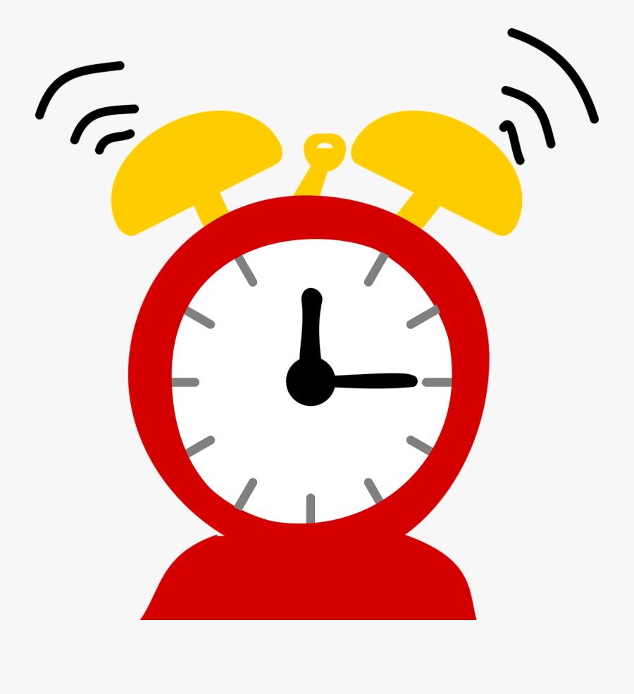 Alarm Clock Ringing - Alarm Clock Ringing Clipart, Transparent Clipart