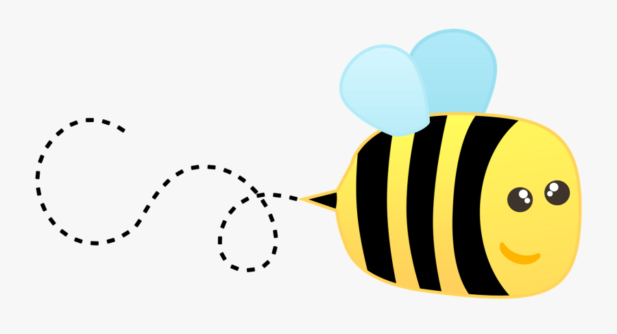 Flying Bee Clipart, Transparent Clipart