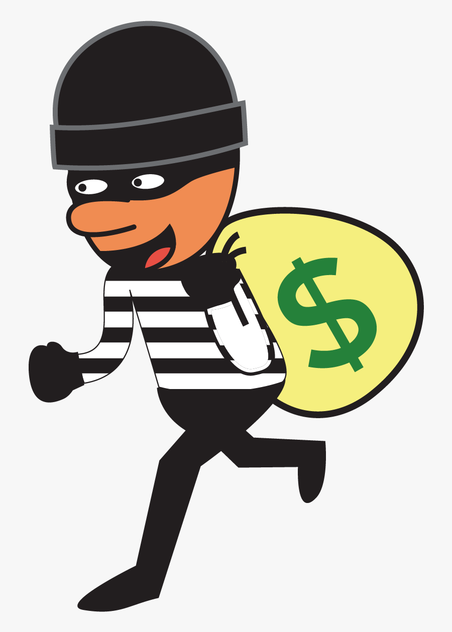 Thief, Robber Png - Thief Clipart Transparent , Free Transparent ...