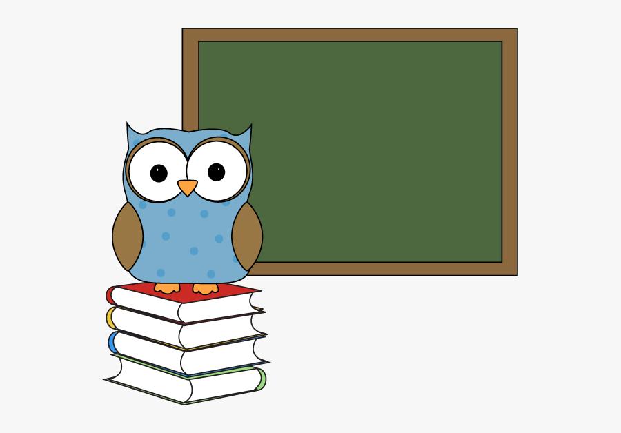 Middle School Math Clipart - Owl Teaching Clip Art , Free ...