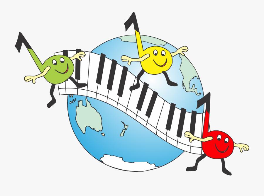 Music Clipart Music Education - International School Of Music, Transparent Clipart