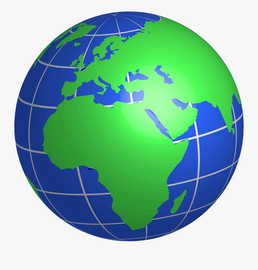 Free To Use Public Domain Earth Clip Art - Clipart Globe, Transparent Clipart