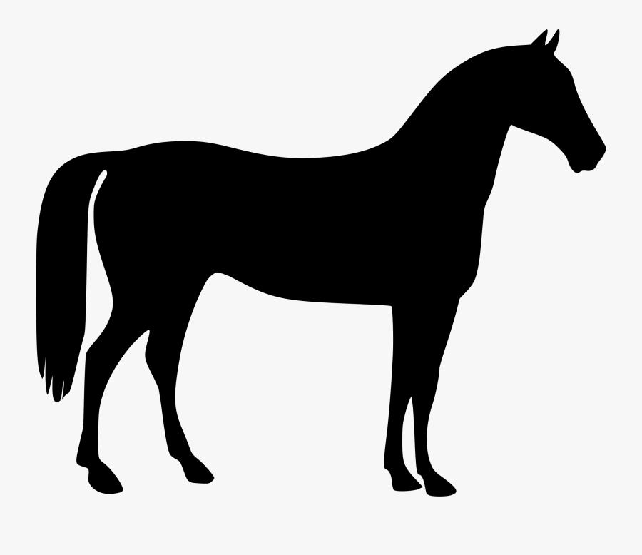 Free Horse Clip Art Clipartzo - 4h Horse, Transparent Clipart