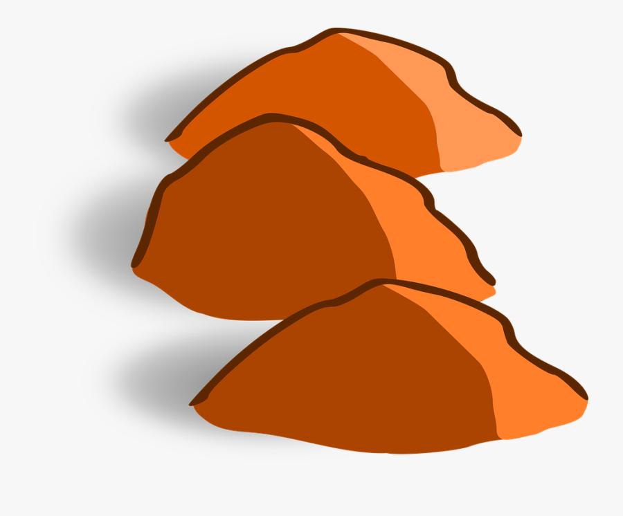 Mountain Clipart - Sand Hill Clipart, Transparent Clipart