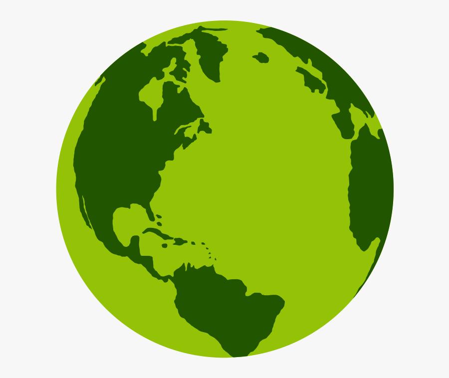 Green Earth Clipart - World Doula Week 2019, Transparent Clipart