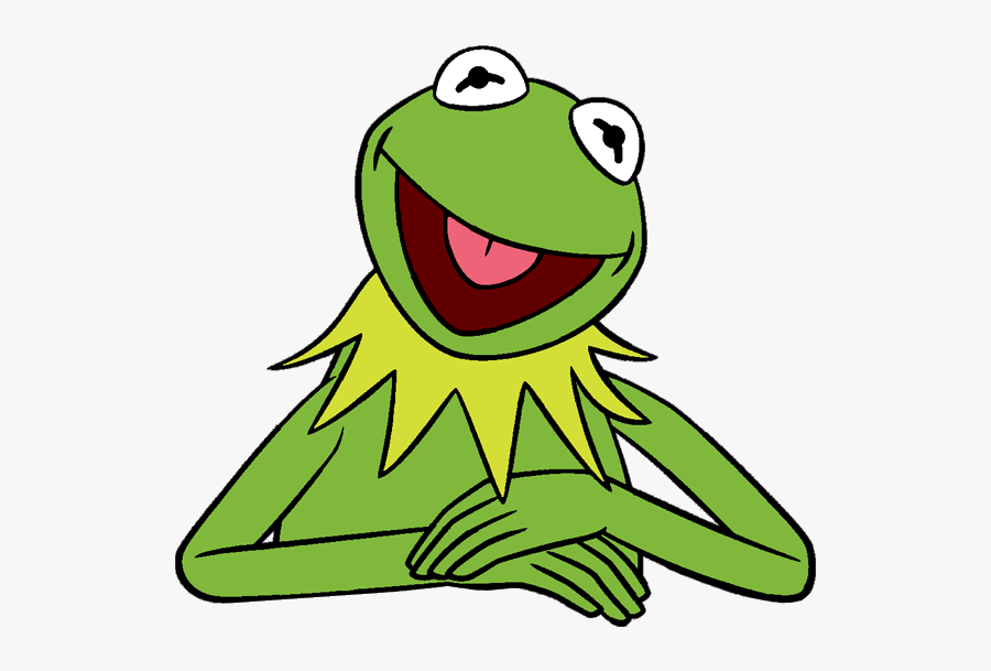 Kermit The Frog Clipart - Kermit The Frog Painting, Transparent Clipart