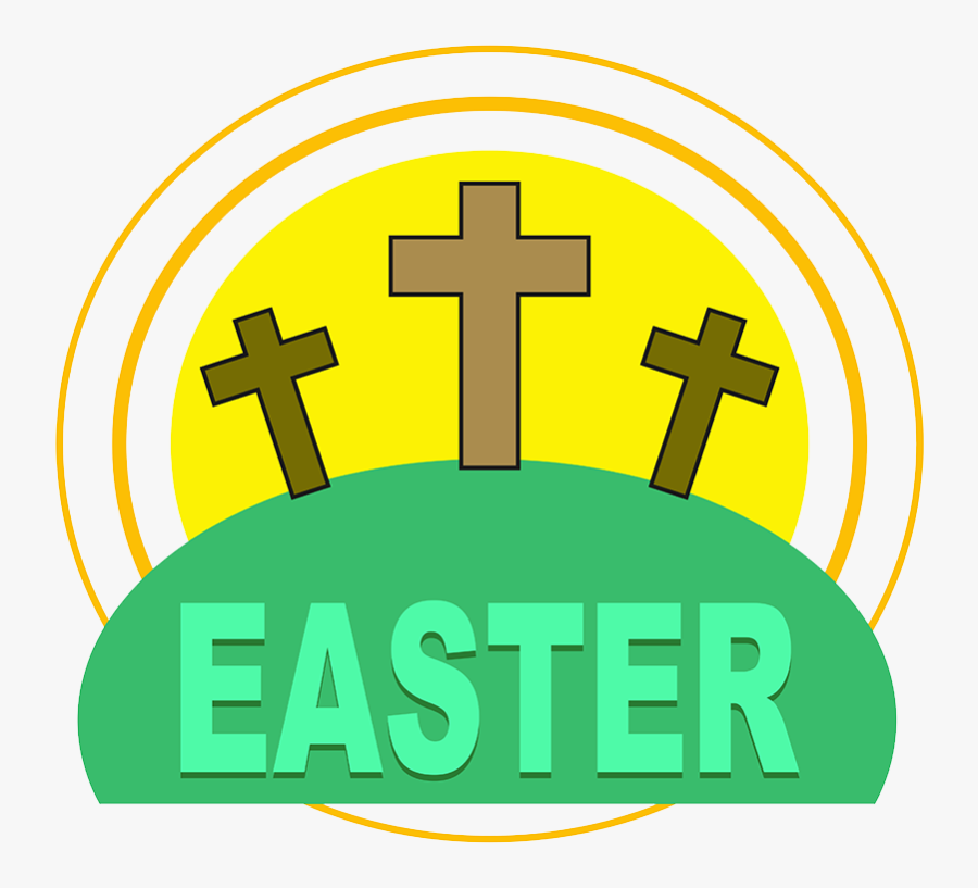 Easter Religious Clipart - Religious Easter Clip Art, Transparent Clipart