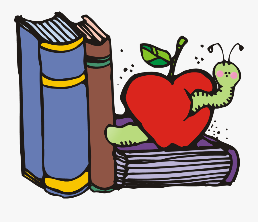 Librarian Clipart Book Project - Book Library Clipart, Transparent Clipart