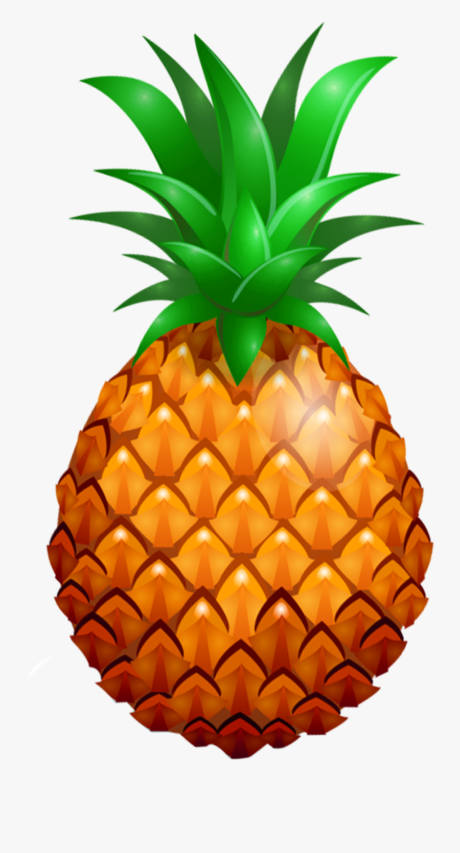 Pineapple Png - Pineapple Clipart Png, Transparent Clipart