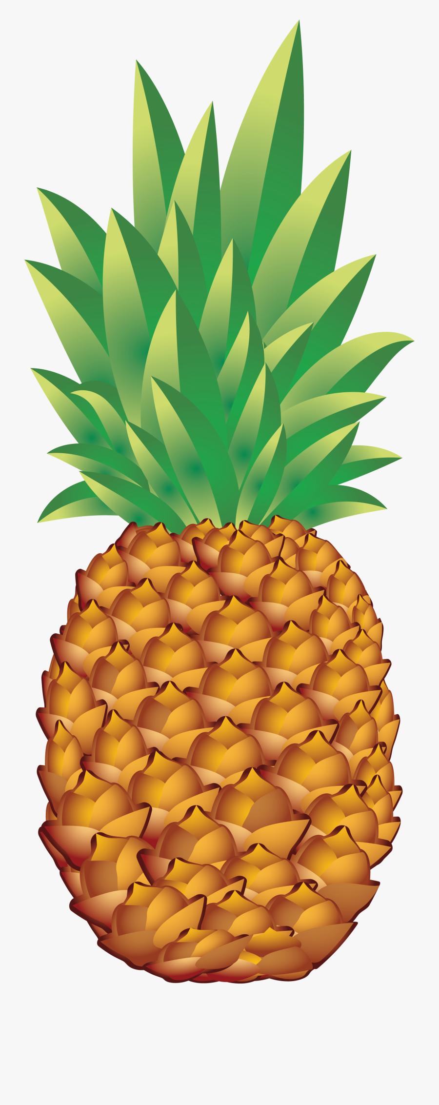Pineapple Clipart Transparent Background, Transparent Clipart
